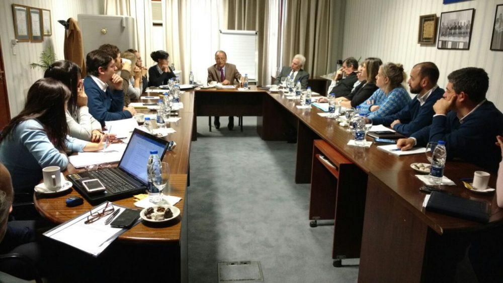 Camino a la Universidad Corporativa de RUS